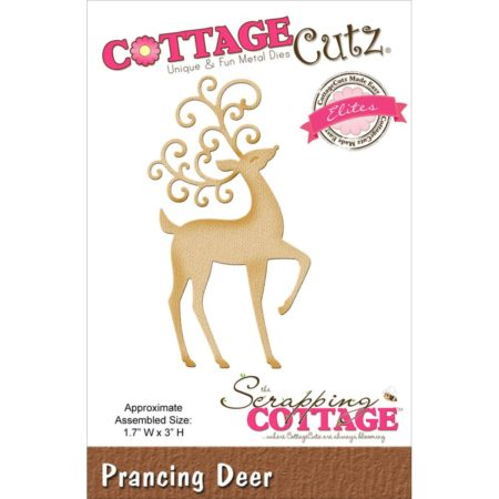 CottageCutz – Dies – Prancing Deer