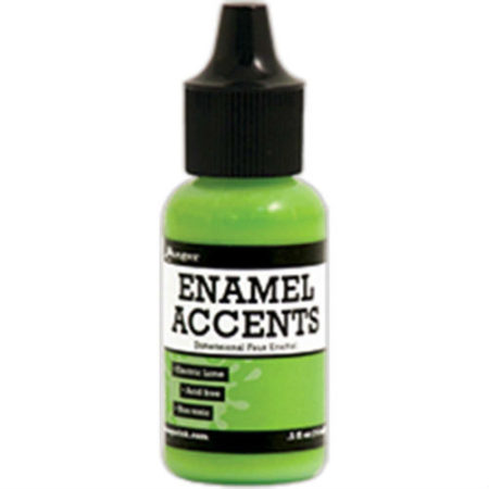 Ranger - Inkssentials Enamel Accents - Electric Lime