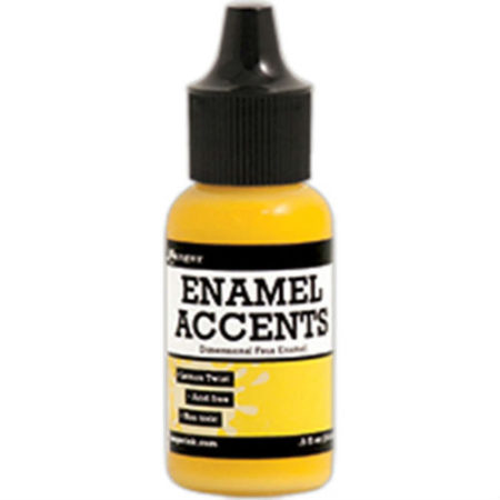 Ranger - Inkssentials Enamel Accents - Lemon Twist