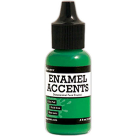 Ranger - Inkssentials Enamel Accents - Lily Pad