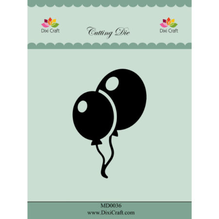 Dixi Craft -Cutting Die - Balloons