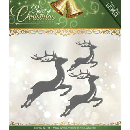 Precious Marieke - Spirit of Christmas - Spirited Reindeer