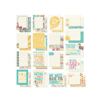 Authentic Life Cards - Radiant Pocket/Life Project Cards