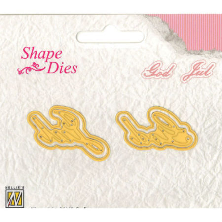 Nellie Snellen - Shape Dies - God Jul