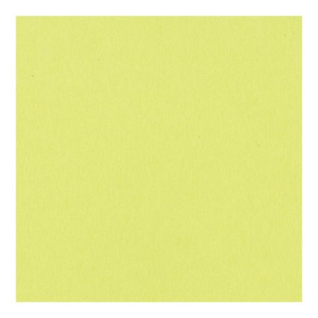 Bazzill Smoothies Cardstock - Citron