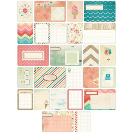 American Craft – Projekt Life – Summer - 380232