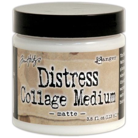 Tim Holtz - Distress Collage Medium - Matte
