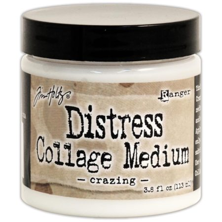 Tim Holtz - Distress Collage Medium - Crazing