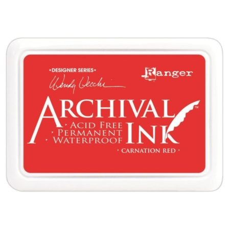 RANGER - Archival Ink - Carnation Red