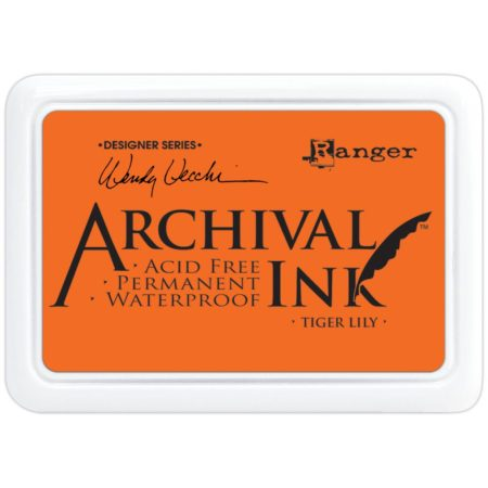 RANGER - Archival Ink - Tiger Lily