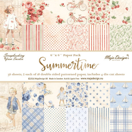 Maja Design - Summertime  - Paper pack