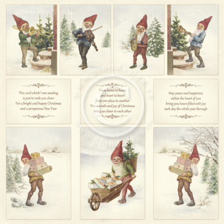 Pion Design - Greetings from the North Pole - Images from the Past
