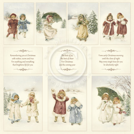 Pion Design - The Night before Christmas - Images from the Past