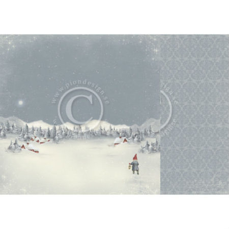 Pion Design - Greetings from the North Pole - Midwinter night