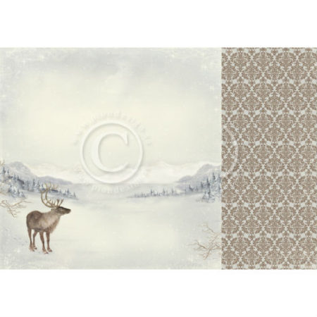 Pion Design - Greetings from the North Pole - Santa's reindeer