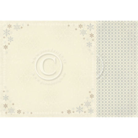 Pion Design - Greetings from the North Pole - Snowflakes