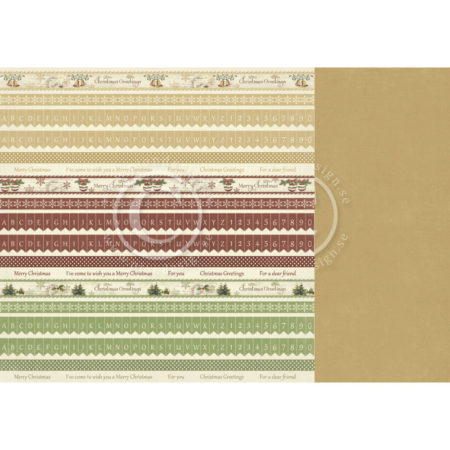 Pion Design - The Night before Christmas - Borders