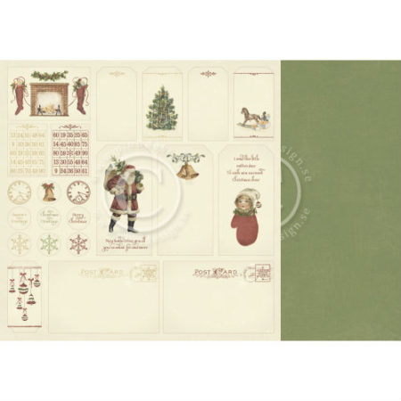 Pion Design - The Night before Christmas - Tags