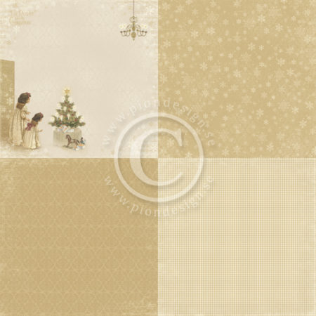Pion Design - The Night before Christmas- Just a peek
