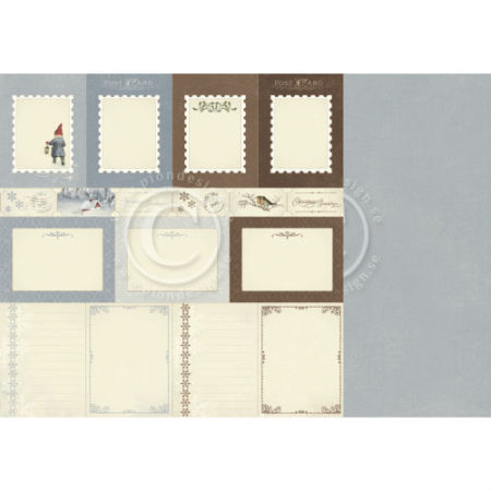 Pion Design - Greetings from the North Pole - Memory notes