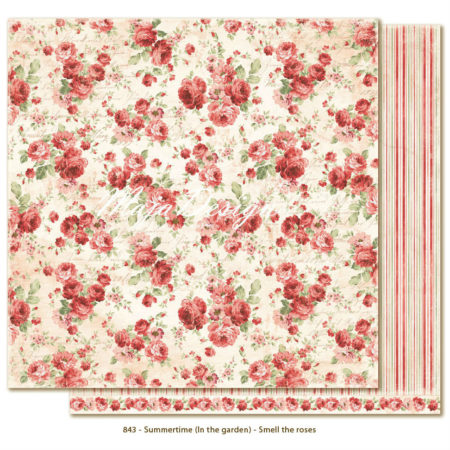 Maja Design - Summertime - In the garden - Smell the roses