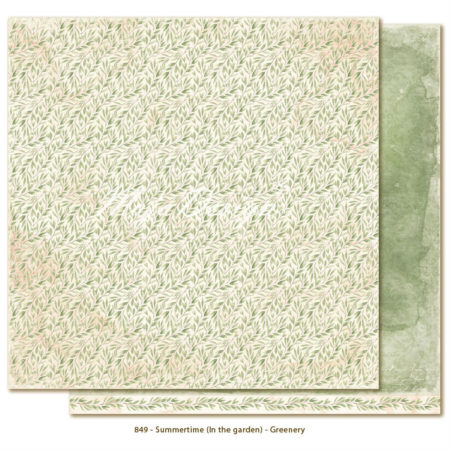 Maja Design - Summertime - In the garden - Greenery
