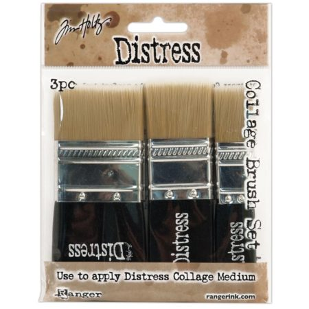 Tim Holtz - Distress Collage set - Brush Assortment