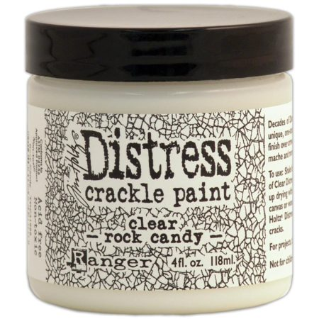 Tim Holtz - Distress Crackle Paint - Clear
