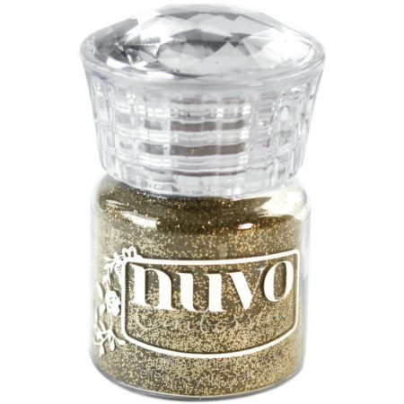 Nuvo Embossing Powder - Gold Enchantment