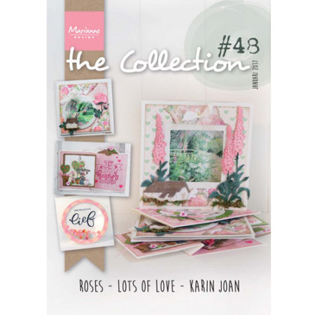 MARIANNE DESIGN MODELHÆFTE - THE COLLECTION #48