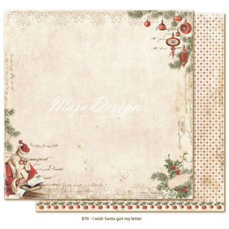 Maja Design - I wish - Santa got my letter