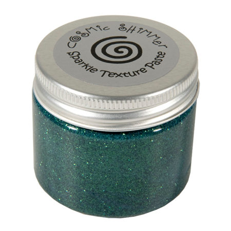 Cosmic Shimmer Sparkle Paste - Holly Green