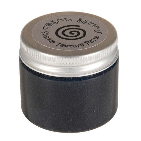 Cosmic Shimmer Sparkle Paste - Midnight