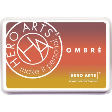 Hero Arts Ombre Ink Pad - Ombre Autumn