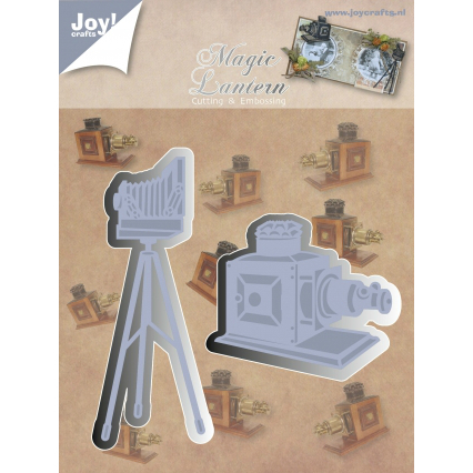 Joy - Cut & Emboss - Magic Lantern
