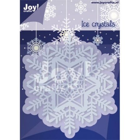 Joy - Cut & Emboss - Ice Crystal