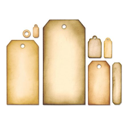 658784 Sizzix  – Tim Holtz – Tag Collection – 658784