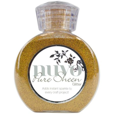 Nuvo Pure Sheen Glitter - Gold
