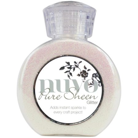 Nuvo Pure Sheen Glitter - Diamond