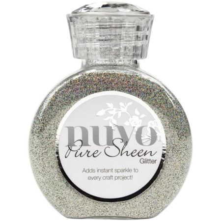 Nuvo pure sheen Glitter - Mirrorball