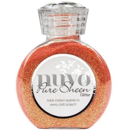 Nuvo pure sheen Glitter - Pink Diva