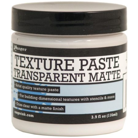 Ranger - Texture Paste - Transparent Matte