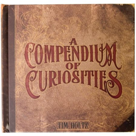 Tim Holtz Idea - Ology Book - A Compendium Of Curiosities Vol 1