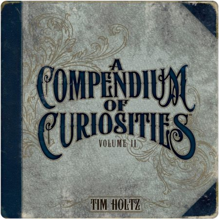 Tim Holtz Idea-Ology Book - A Compendium Of Curiosities Vol 2