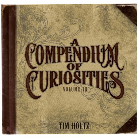 Tim Holtz - Idea-Ology - A Compendium Of Curiosities Vol 3