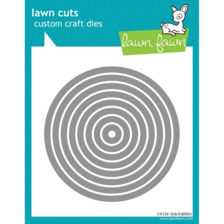 "Lawn Favn - Circles, .5"" To 4"" - LF522"