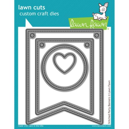 Lawn Favn - Stitched Party Banners