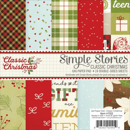 Simple Stories - Classic ChristmasSimple Stories - Classic Christmas