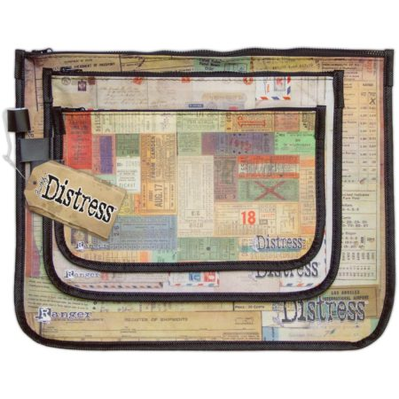 Tim Holtz Designer Accessory Bag Set - TDA48626