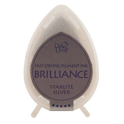 Brilliance Dew Drop - Starlight Silver